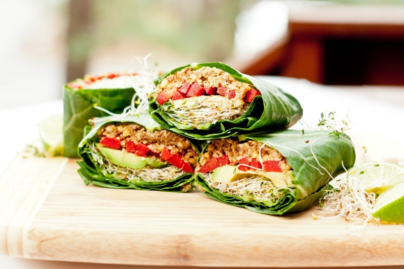 raw-vegan-collard-wraps