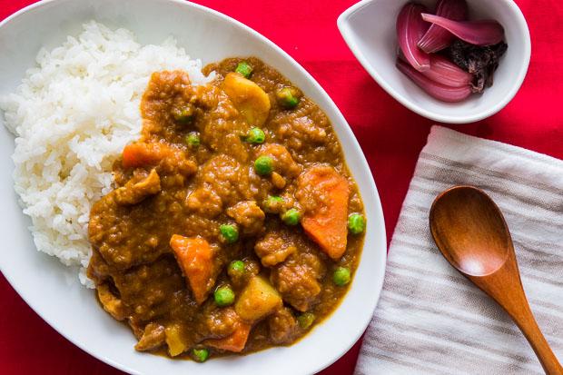Japanese Curry (Karei Raisu)
