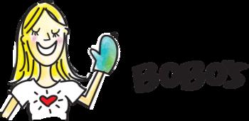 Bobo's Mini Bites Logo