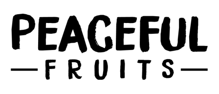 Peaceful Fruits Logo