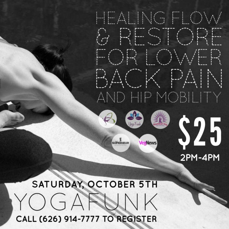 Healing Restorative Flow